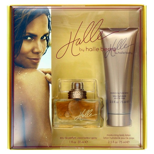 Halle by Halle Berry, 2 Piece Gift Set for Women with Lotion