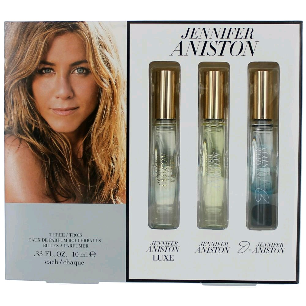 Jennifer Aniston by Jennifer Aniston, 3 Piece Variety Set for Women