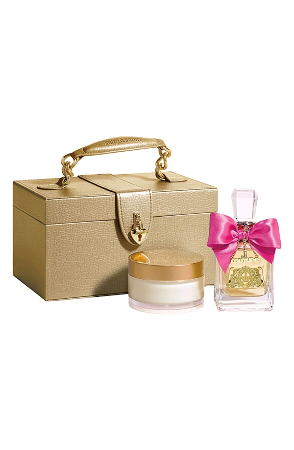Viva La Juicy by Juicy Couture, 3 piece gift set