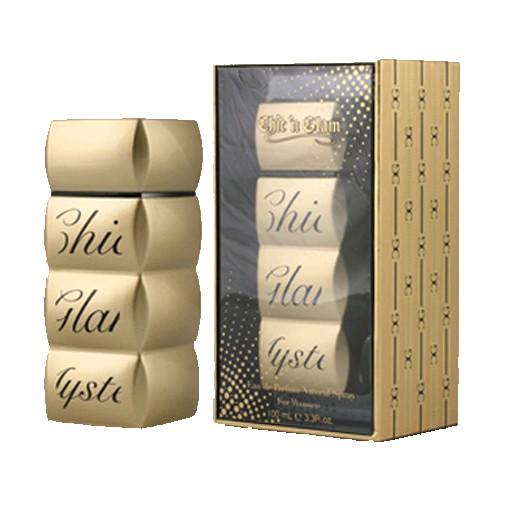 Gold Mystery by Chic 'n Glam, 3.3 oz Eau De Parfum Spray for Women