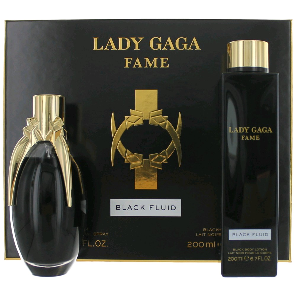Lady Gaga Fame by Lady Gaga, 2 Piece Gift Set for Women