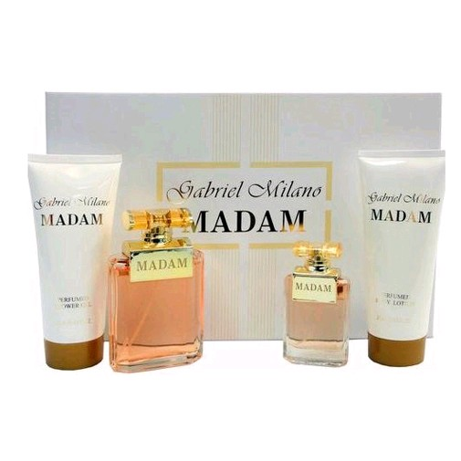 Madam by Gabriel Milano, 4 Piece Gift Set for Women