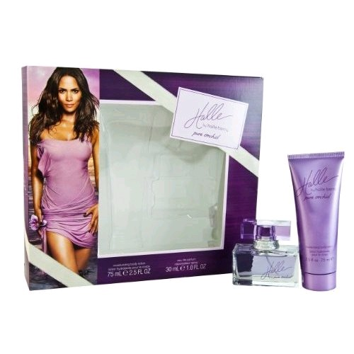 Halle Pure Orchid by Halle Berry, 2 Piece Gift Set for Women