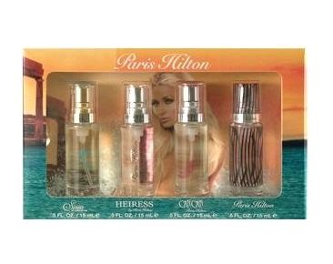 Paris Hilton by Paris Hilton, 4 piece variety set for women