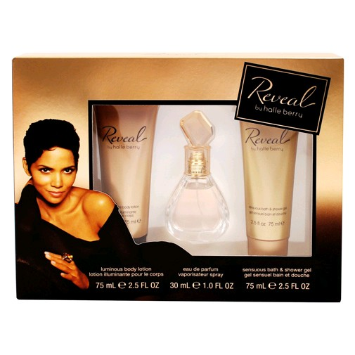 Reveal by Halle Berry, 3 Piece Gift Set for Women
