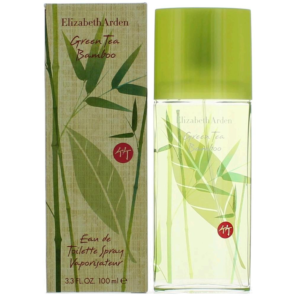 Green Tea Bamboo by Elizabeth Arden, 3.3 oz Eau De Toilette Spray for Women