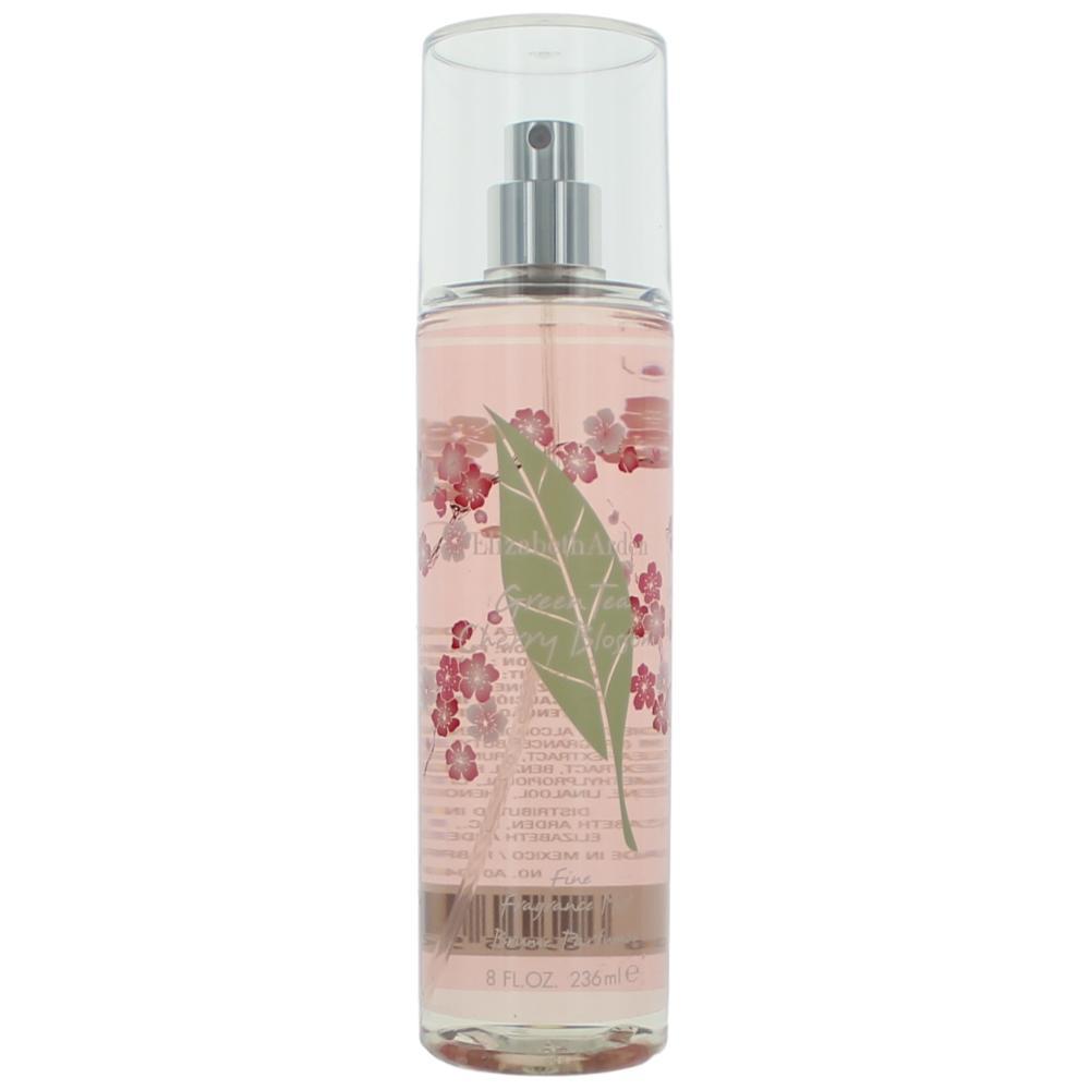 Green Tea Cherry Blossom by Elizabeth Arden 8oz Fine Fragrance Mist Spray women