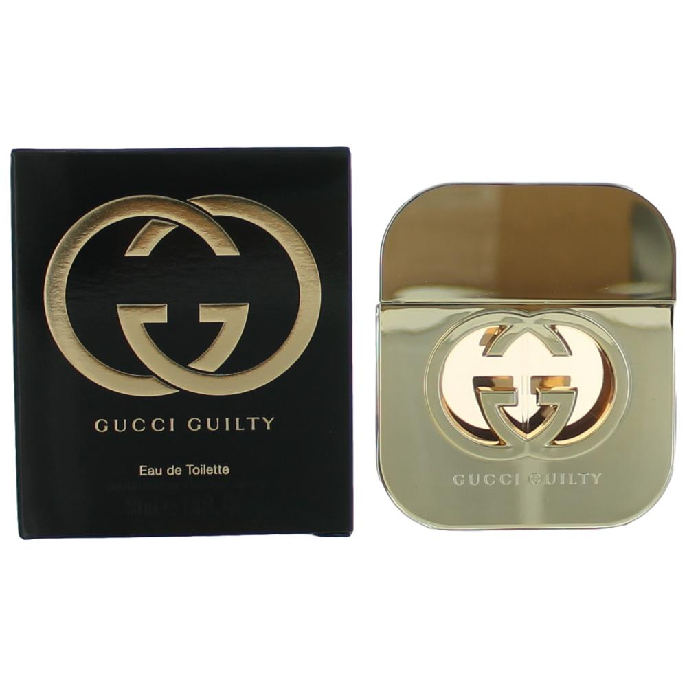 Gucci Guilty by Gucci, 1.6 oz EDT Spray for Women