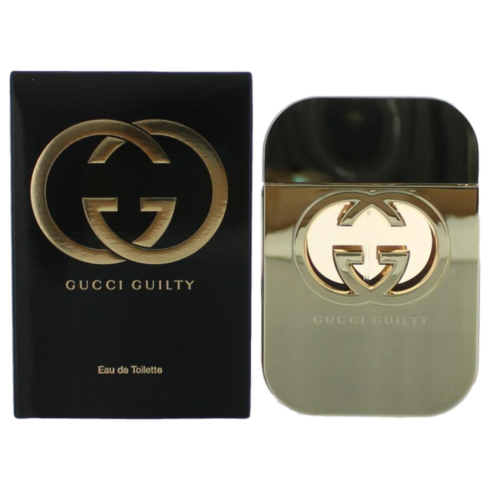 Gucci Guilty by Gucci, 2.5 oz EDT Spray for Women