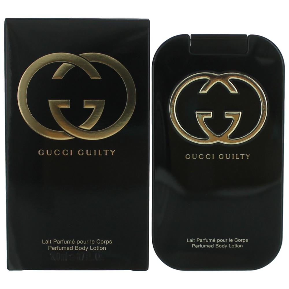 Gucci Guilty by Gucci, 6.7 oz Perfumed Body Lotion for Women