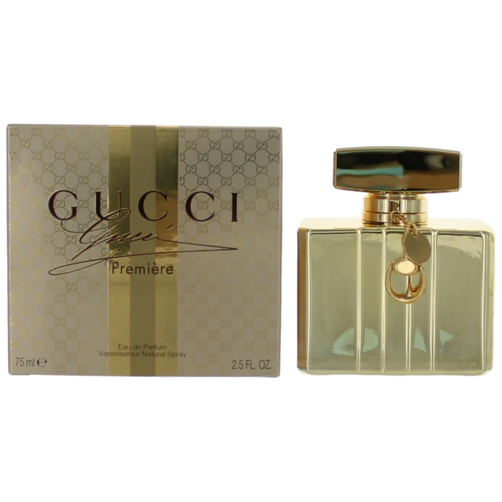 Gucci Premiere by Gucci, 2.5 oz Eau De Parfum Spray for Women 248e5074544