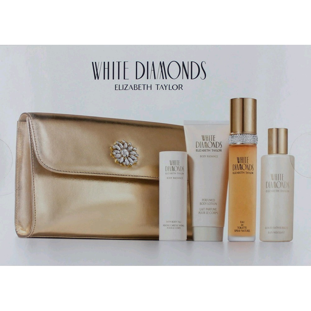 Click here for White Diamonds by Elizabeth Taylor  5 Piece Gift S... prices