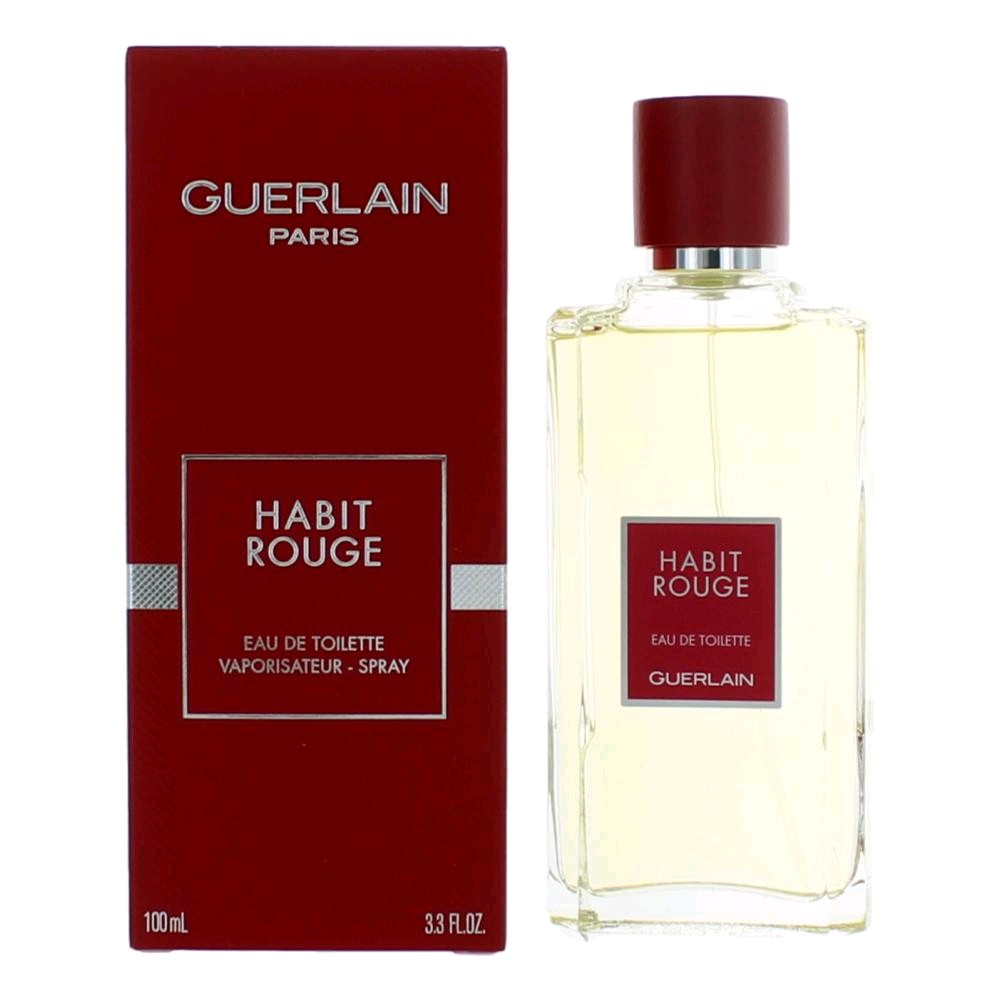 Habit Rouge By Guerlain 1965 Basenotes Net