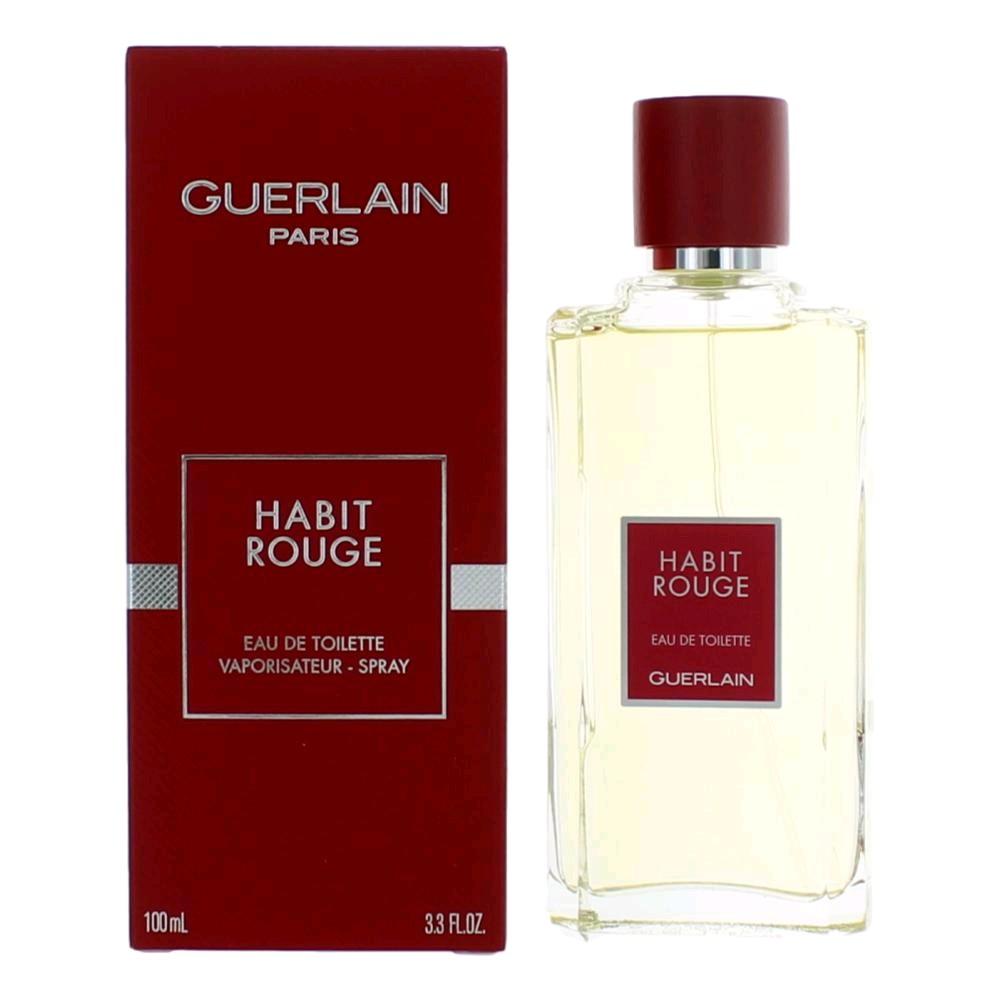 Habit Rouge By Guerlain 1965 Basenotesnet