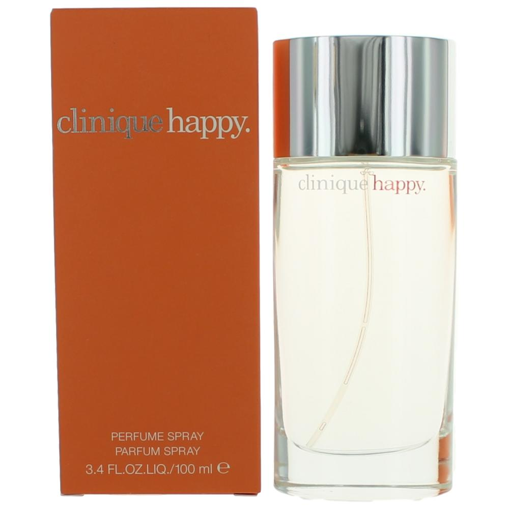 Happy by Clinique, 3.4 oz Perfume Spray for Women