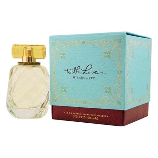 With Love by Hilary Duff, 3.3 oz Eau De Parfum Spray for Women