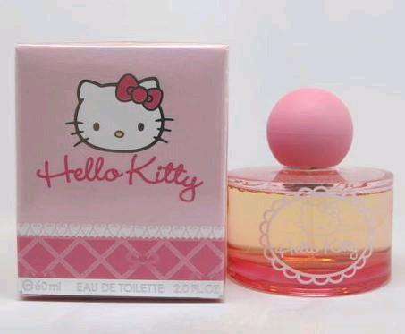 Hello Kitty by Koto Parfums, 2 oz Eau De Toilette Spray for Girls