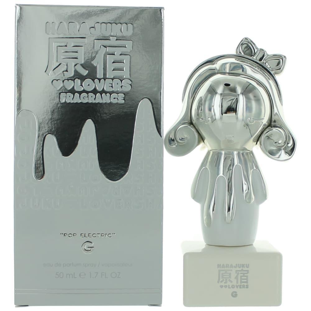 Harajuku Lovers Pop Electric G by Gwen Stefani, 1.7 oz Eau De Parfum Spray for Women