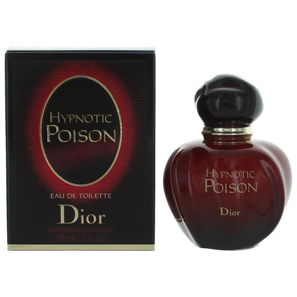 Hypnotic Poison by Christian Dior, 1 oz Eau De Toilette Spray for Women