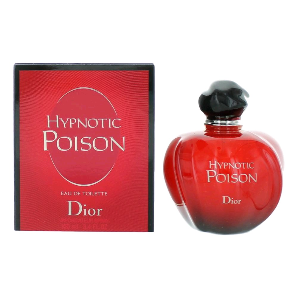 Hypnotic Poison by Christian Dior, 3.4 oz Eau De Toilette