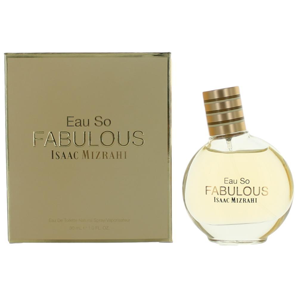 Eau So Fabulous by Isaac Mizrahi, 1 oz Eau De Toilette Spray for Women