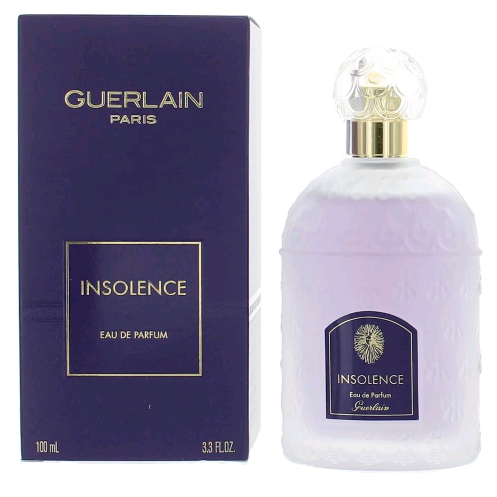 Insolence by Guerlain, 3.3 oz EDP Spray for Women (tall) EDT