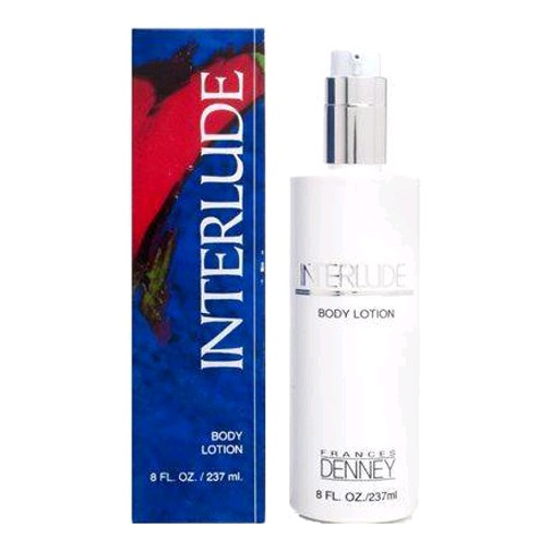 Interlude by Frances Denney, 8 oz Body Lotion for Women