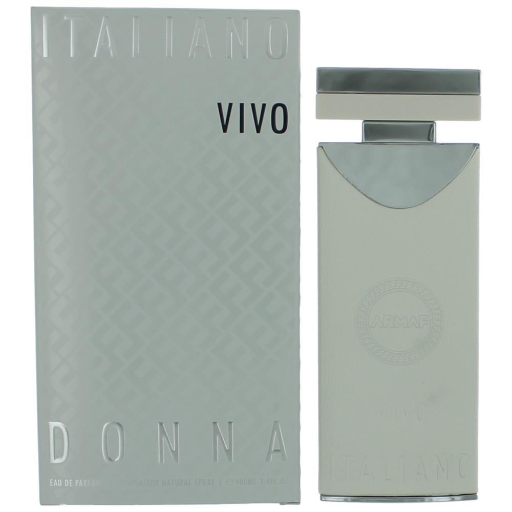 Italiano Vivo Donna by Armaf, 3.4 oz Eau De Parfum Spray for Women