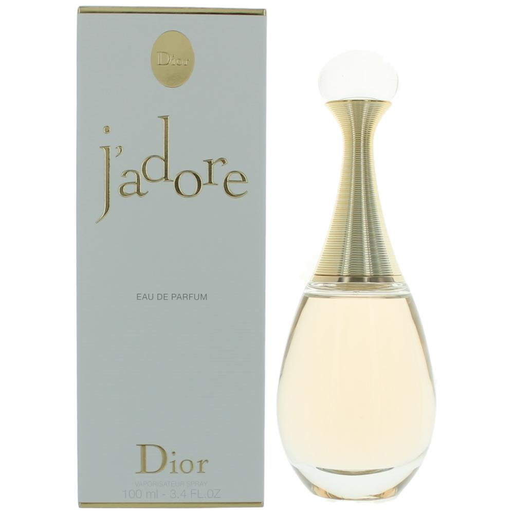 J'adore by Christian Dior, 3.4 oz EDP Spray for Women (Jadore)