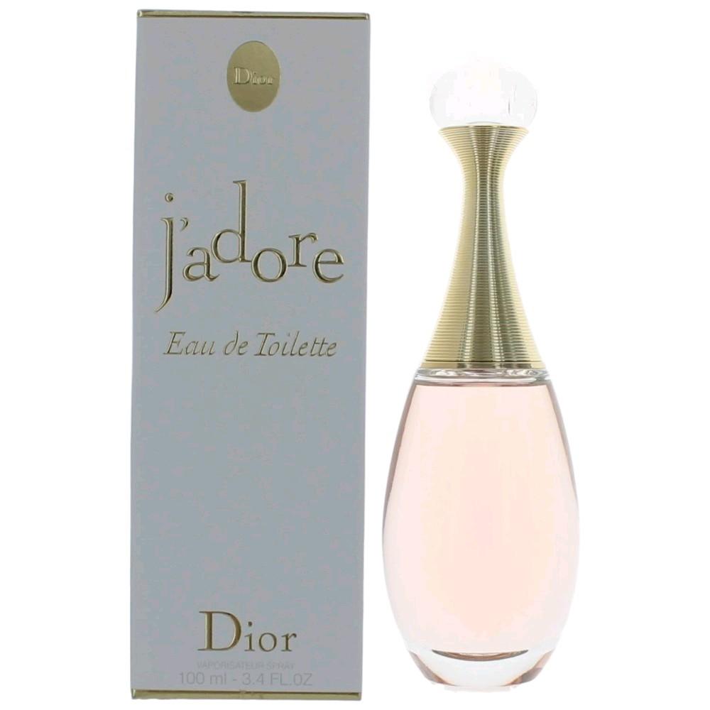 J'adore by Christian Dior, 3.4 oz Eau Lumiere EDT Spray for Women