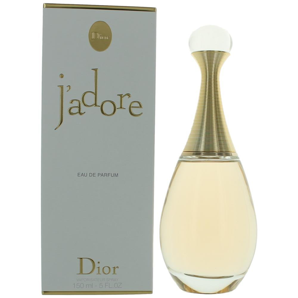 J'adore by Christian Dior, 5 oz EDP Spray for Women (Jadore)