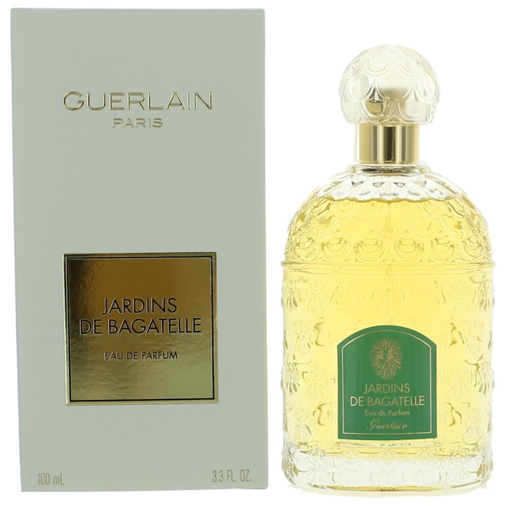 Jardins de bagatelle by guerlain 1983 - Jardin de bagatelle parfum ...