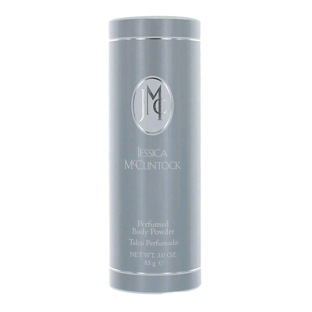 Jessica McClintock by Jessica McClintock, 3 oz Perfumed Body Powder for women (Shaker)