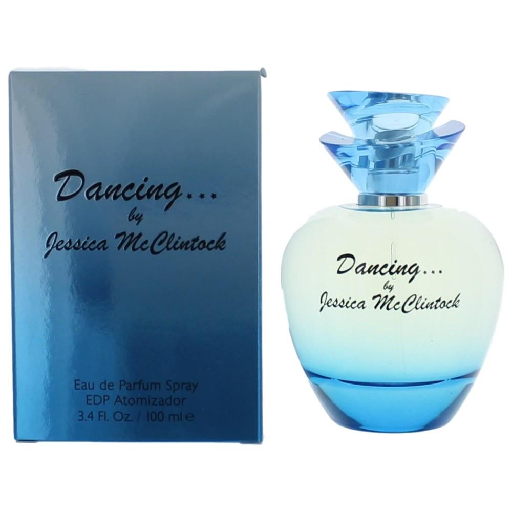 Dancing by Jessica McClintock, 3.4 oz EDP Spray for Women