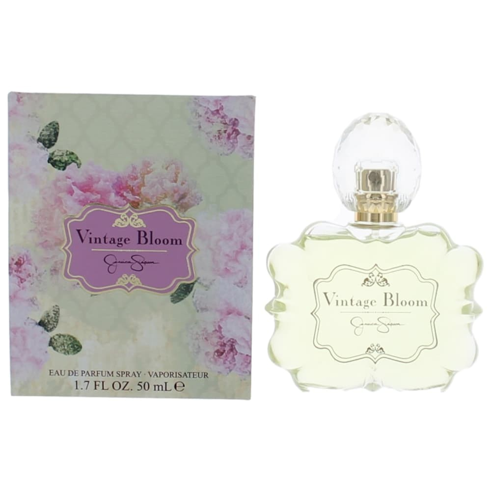 Vintage Bloom by Jessica Simpson, 1.7 oz Eau De Parfum Spray for Women