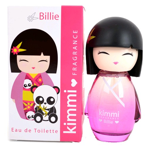 Kimmi Fragrance Billie by Koto Parfums, 1.7 oz Eau De Toilette Spray for Girls
