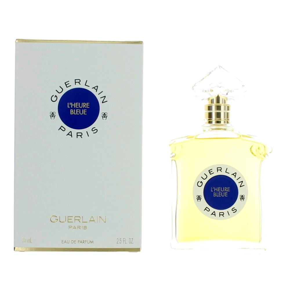 L'heure Parfum Bleue De By Guerlain1912— Eau srdtQxhC