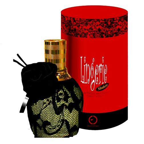 Lingerie Silhouette by Eclectic Collection, 3.4 oz Eau De Parfum Spray for Women.
