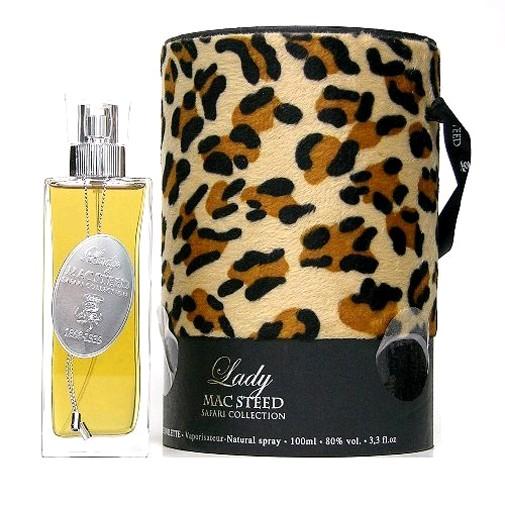 Lady Mac Steed Safari Collection by Lady Mac Steed, 3.3 oz Eau De Toilette Spray for women