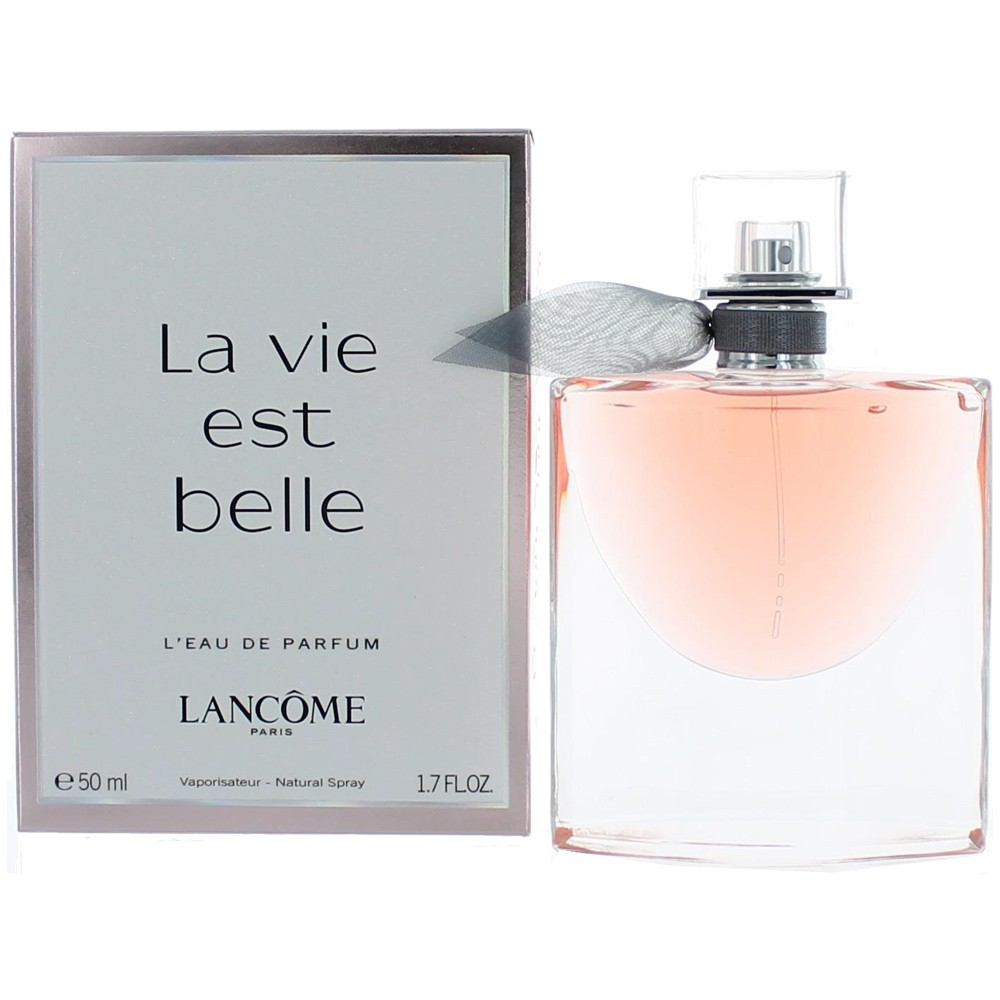 la vie est belle perfume by lancome 1 7 oz l 39 edp spray for women new 3605532612768 ebay. Black Bedroom Furniture Sets. Home Design Ideas