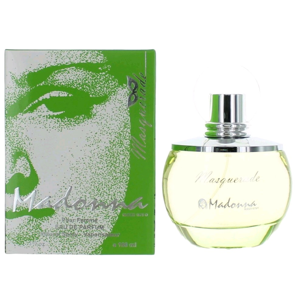 Madonna Masquerade by Madonna, 3.4 oz Eau De Parfum Spray for Women awmadm34s