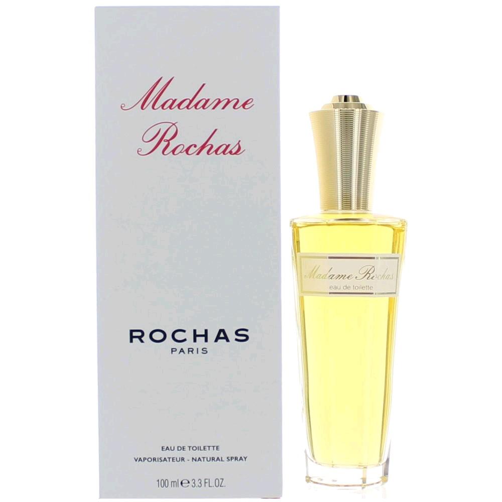 Madame Rochas by Rochas, 3.3 oz EDT Spray for Women