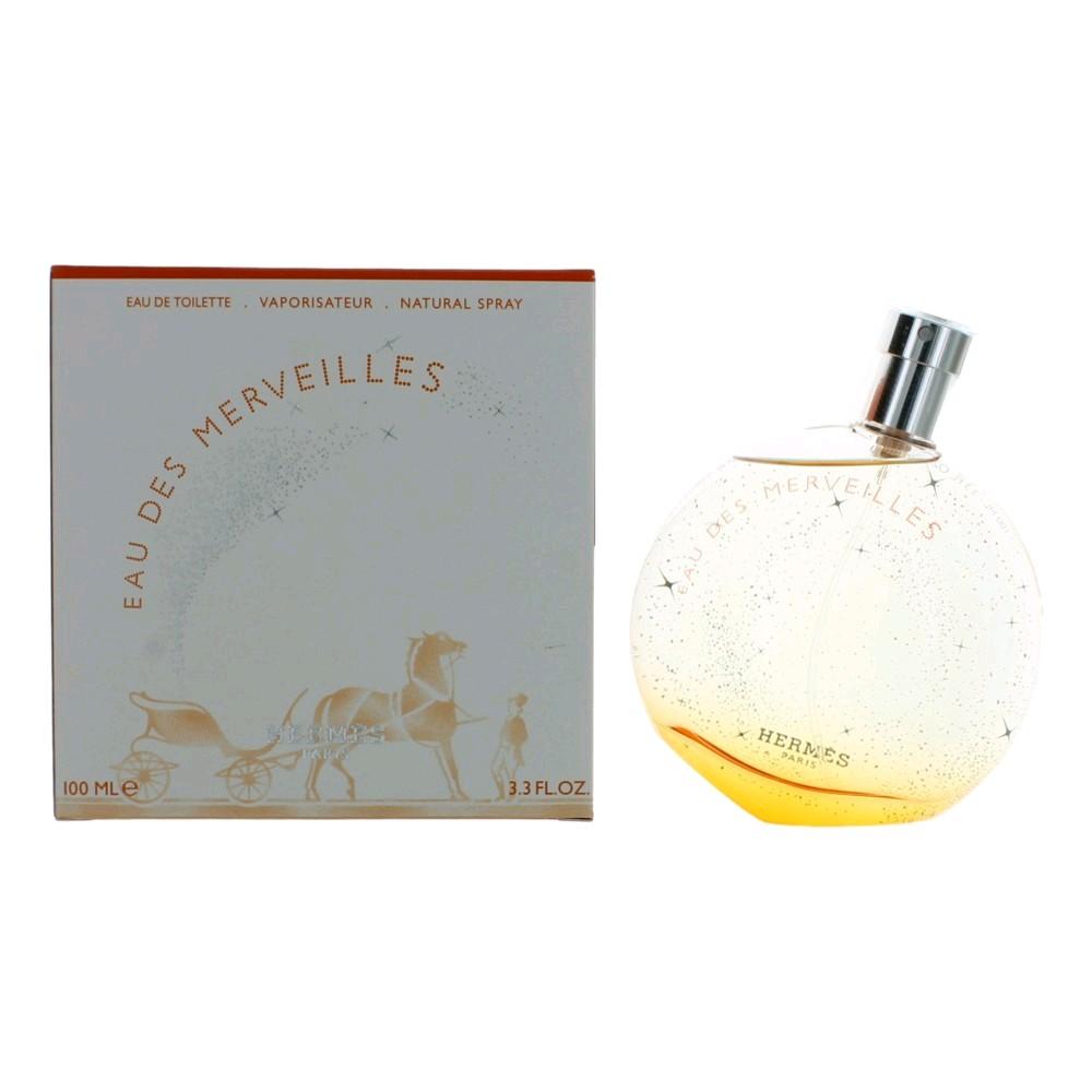 Eau des Merveilles by Hermes,  3.3 oz Eau De