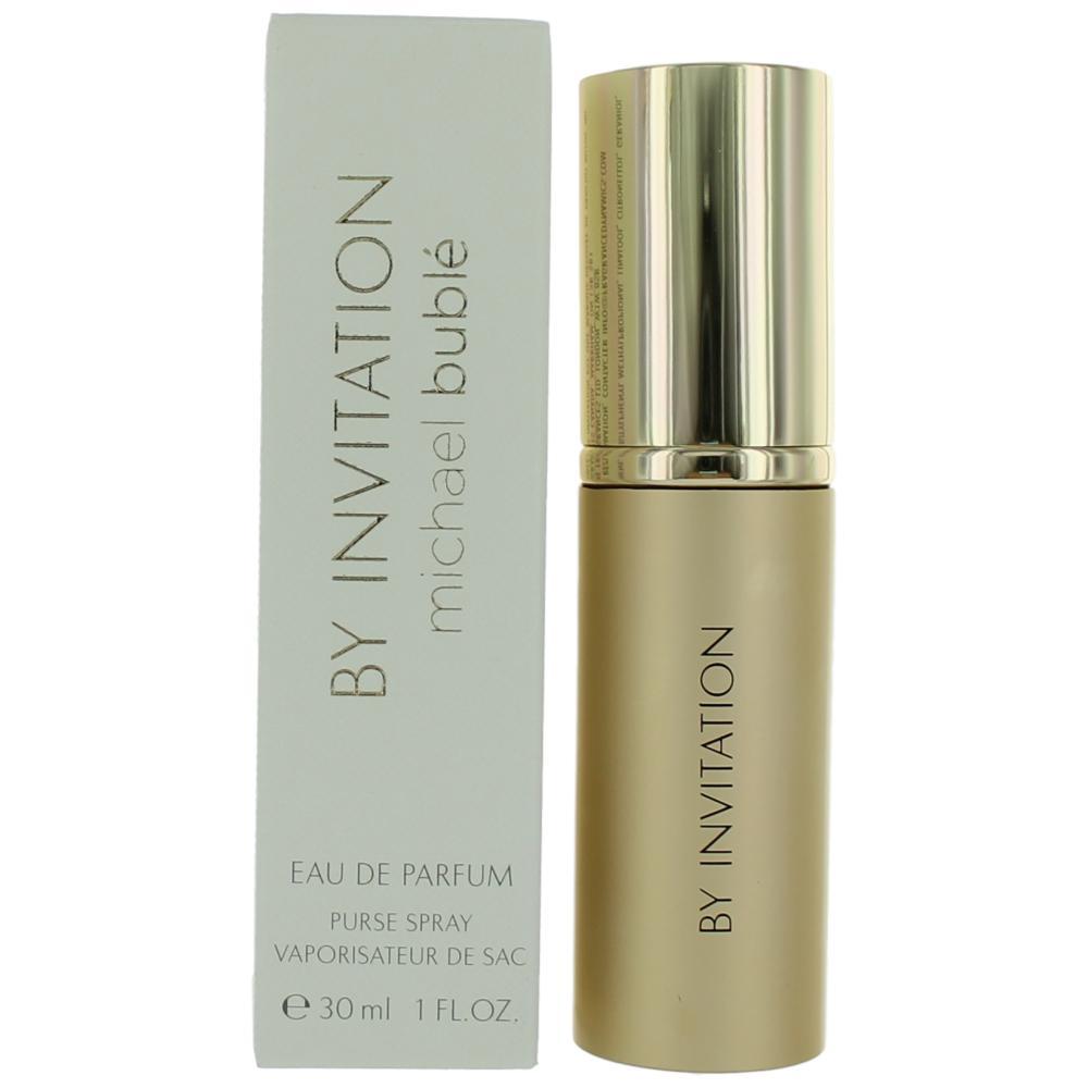 By Invitation by Michael Buble, 1 oz Eau de Parfum Purse Spray for Women
