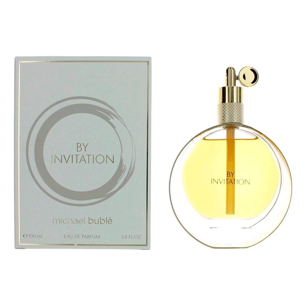 By Invitation by Michael Buble, 3.4 oz Eau de Parfum Spray for Women