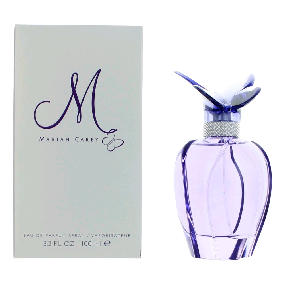 M by Mariah Carey, 3.3 oz Eau De Parfum Spray for women.