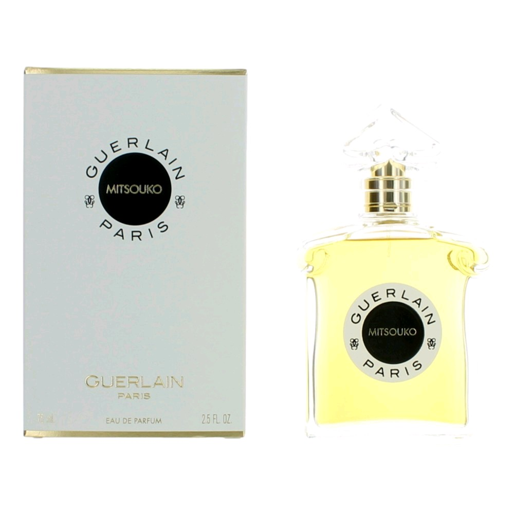 Mitsouko Eau De Parfum By Guerlain 1919 Basenotesnet