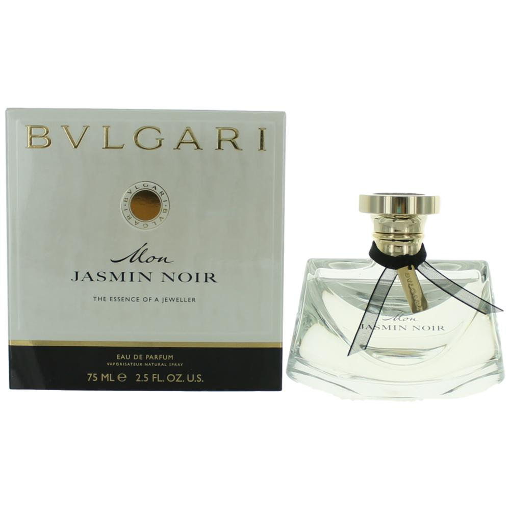 Bvlgari Mon Jasmin Noir by Bvlgari, 2.5 oz EDP Spray for Women