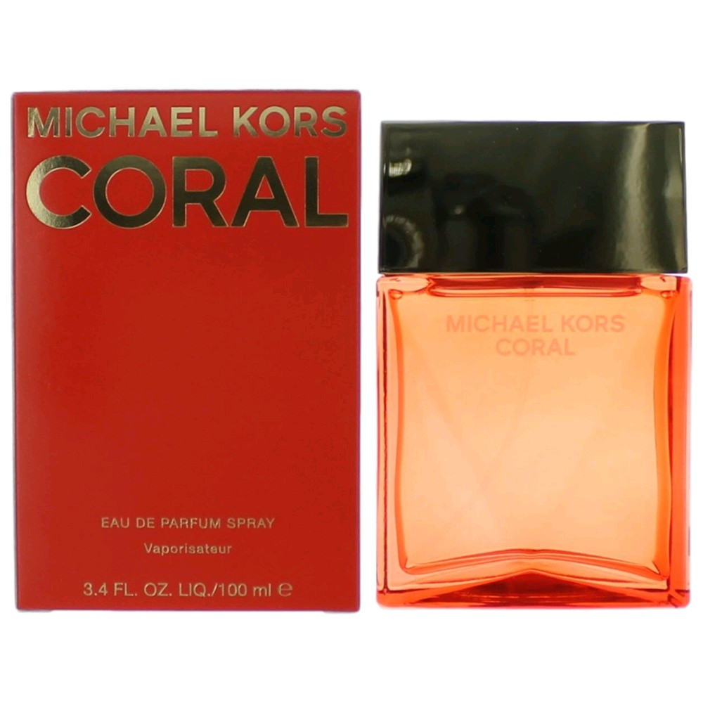 Edp 3 4 Oz By Nuperfumes On Opensky: Michael Kors Coral Perfume By Michael Kors, 3.4 Oz EDP Spray For Women NEW