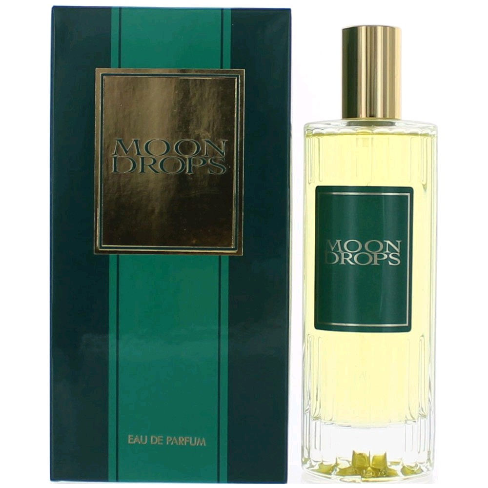 Moon Drops by Prism Parfums, 3.4 oz Eau De Parfum Spray for Women